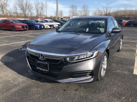 2020 Honda Accord LX 1.5T CVT