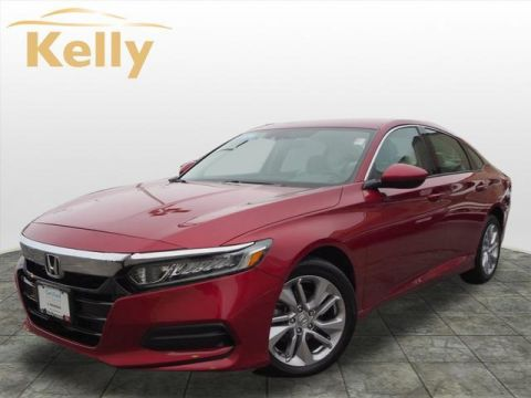 Certified Pre-Owned 2018 Honda Accord LX 1.5T CVT