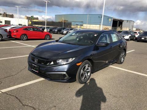 2020 Honda Civic LX CVT