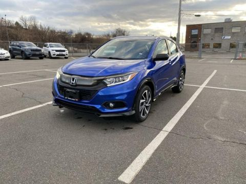 New 2020 Honda HR-V Sport AWD CVT