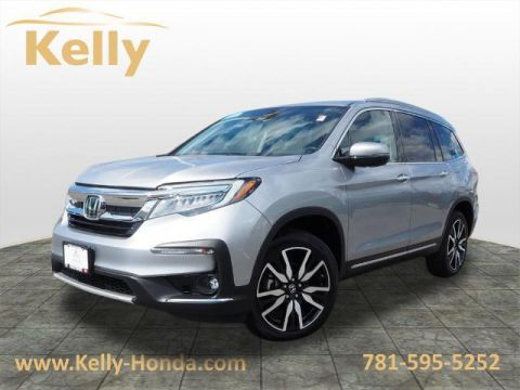 Certified Pre-Owned 2019 Honda Pilot Touring 7-Passenger AWD